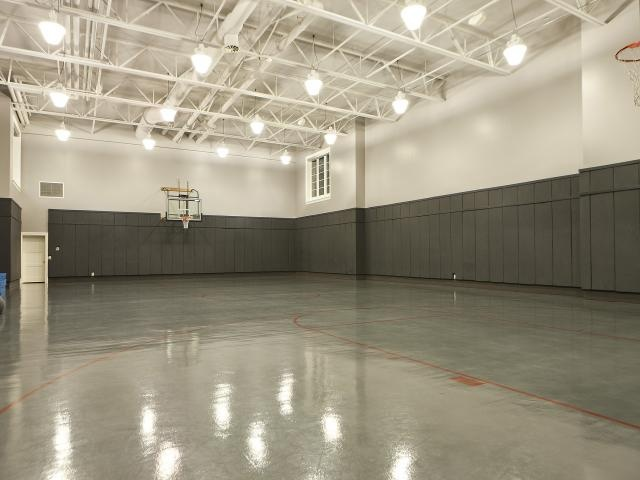 17 best images about indoor basketball courts on pinterest for Indoor basketball court design