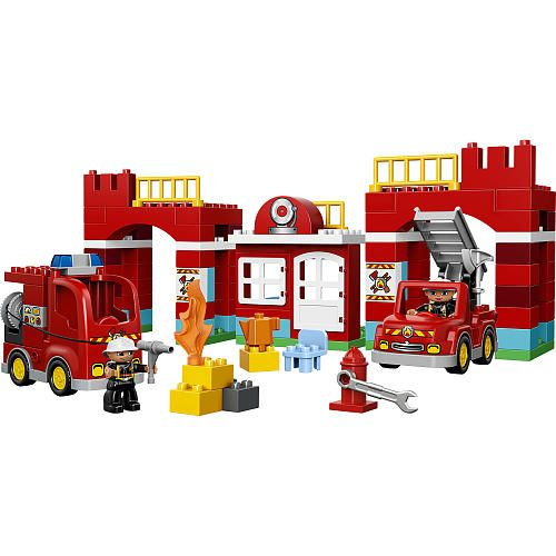 """LEGO DUPLO Fire Station 10593 - Toys""""R""""Us"""