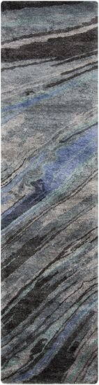 Inspired by marble rock and geodes GMN-4055: Surya | Rugs, Pillows, Art, Accent Furniture