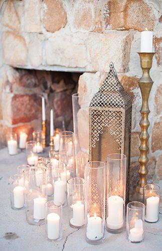Bold Moroccan Wedding Inspiration - Inspired By This