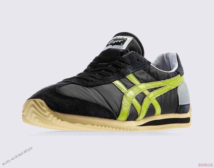 ONITSUKA TIGER OK Basketball Hi Black. Asics US 7 EU 40