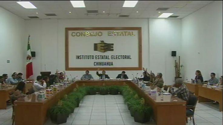 <p></p>  <p></p>  <p>Chihuahua, Chih.- El instituto Estatal Electoral declaró improcedente la denuncia interpuesta