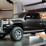 2015 GMC Sierra All Terrain HD Side Exterior 150x150 2015 GMC Sierra All Terrain HD Review, Features with Images