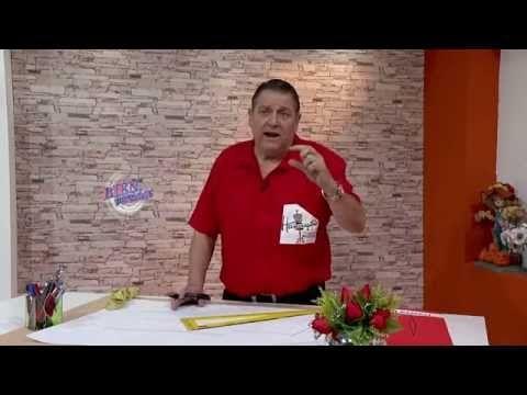 Hermenegildo Zampar - Bienvenidas TV en HD - Explica el delantero de un molde de…