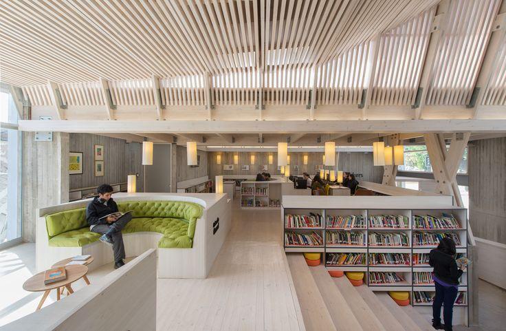 Gallery of Constitución Public Library / Sebastian Irarrázaval - 15