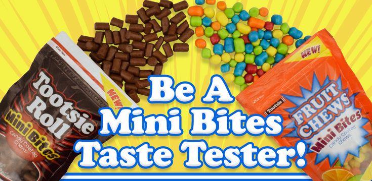 *HOT* FREE Tootsie Roll/Fruit Chews Mini Bites Candies http://www.freebiequeen13.net/free-samples.html