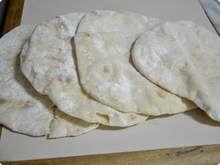 Pão Árabe ou Pão Pita