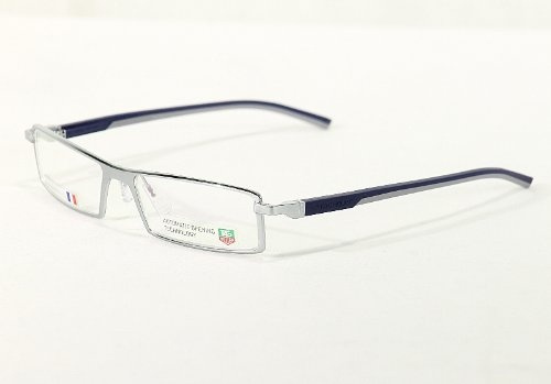 TagHeuer Eyeglasses TH0803 TH-0803 004 Pure Blue Tag Heuer Optical Frame