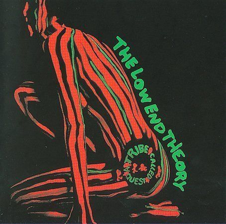 Low End Theory by A Tribe Called Quest (CD, Mar-1999, Bmg/Jive) #EastCoast
