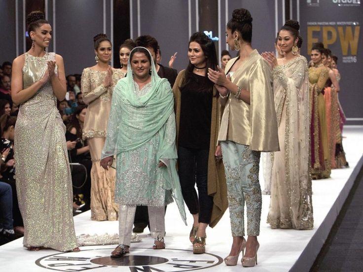 Woman Who Was Gang Raped Takes To Runway At Pakistan Fashion Week #HonestIndian