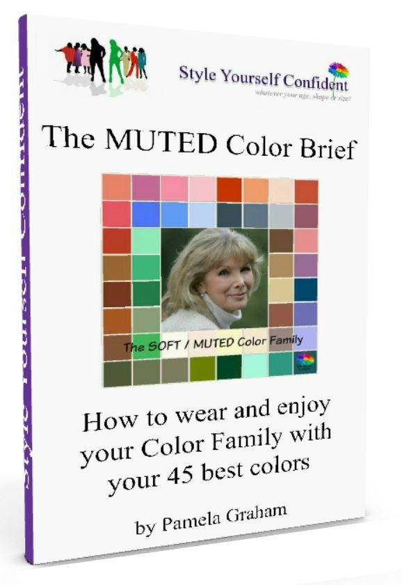 MUTED Color Brief - all you need to begin wearing and enjoying your colors with…