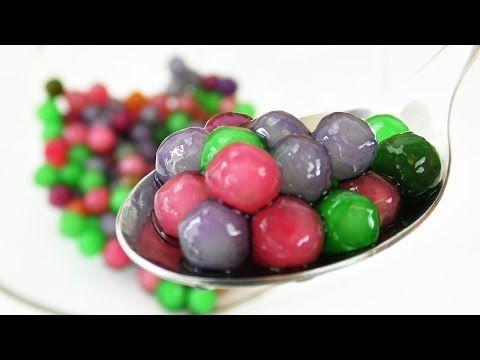 ESSBARE ORBEEZ Perlen selber machen deutsch | Anleitung Schleim Glibber Kugeln zum Spielen und Essen - YouTube
