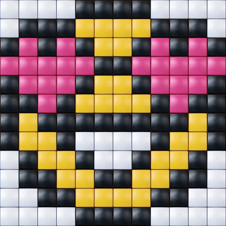 #PixelHobby #hobby #XL #pixelen #kinderen #speelgoed #knutselen #doe het zelf #smiley #love #funny