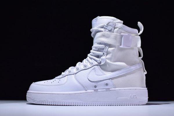 Nike SFA-F1 Triple White For Sale