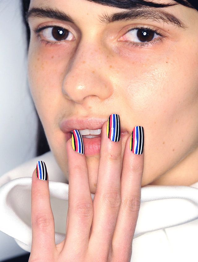 184 best Nail Trends | Fashion Week images on Pinterest | Nail ...
