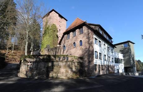 Burg Hornberg, Bavaria