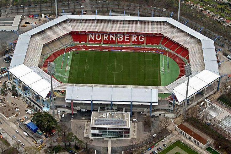 Stadion Nürnberg - FC Nurnberg