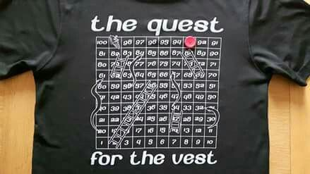 Quest for the 100 marathon club