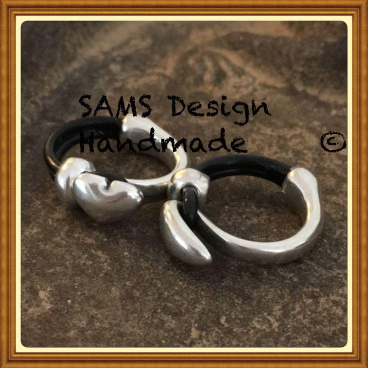 Ringar SAMS Design Handmade Finger rings