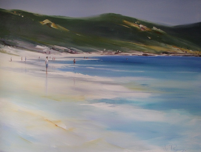 Squeaky beach, Wilsons Prom. Australia. Wombat heaven.