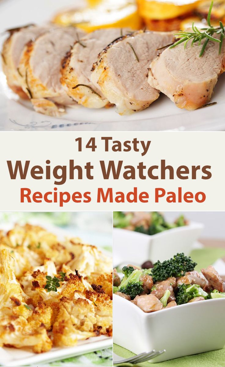14 Tasty Weight Watchers Recipes Made Paleo