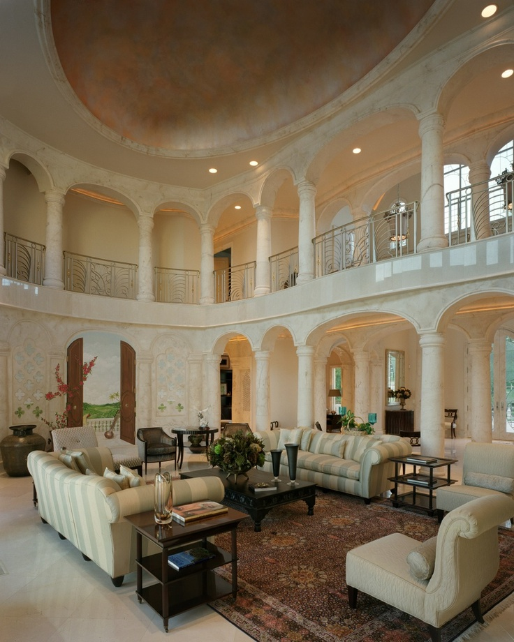 Inside Luxury Homes: 16 Best Pretty Interior Columns Images On Pinterest