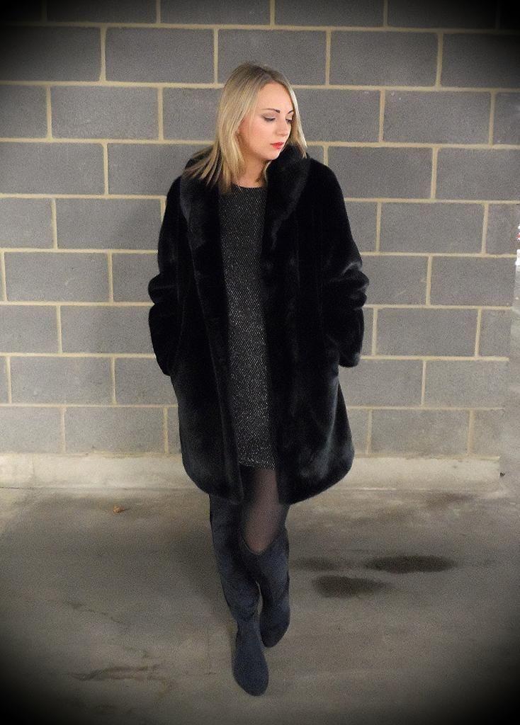 Biba Fur Coat, Winter Styling as seen on thephodiaries.com