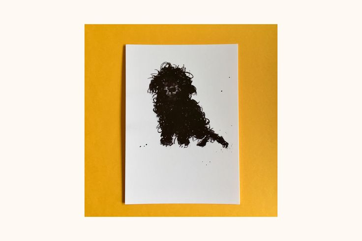 Excited to share the latest addition to my #etsy shop: A6 postcard of a black Cockapoo http://etsy.me/2j2LUSa #art #dogpostcard #cockapoo #blackcockapoo #funnydog #blackdog #theinkycreatures #dogart #dogwallart #cockapooart