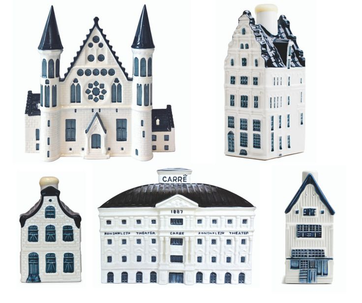 Did you know there are 95 KLM houses at the moment? On 7 October each year a new KLM house is added to the collection.