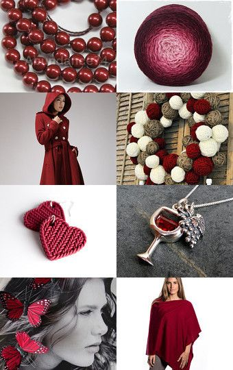 Bordeaux by Genuie on Etsy--Pinned with TreasuryPin.com