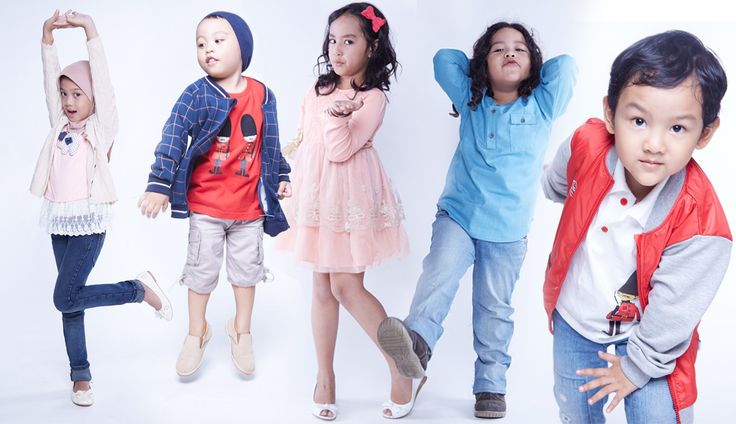 Dukung Aktifitas Anak Dengan Pakaian Yang Fashionable Dan Nyaman Dari AKS
