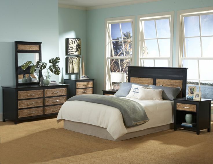 1000 images about tropical rattan and wicker bedroom furniture on pinterest. Black Bedroom Furniture Sets. Home Design Ideas