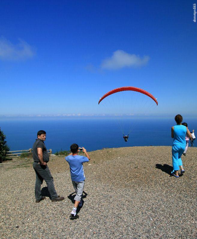 Boztepe, Ordu, Black Sea_ Turkey