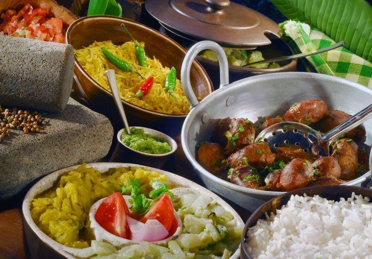 Cuisine traditionnelle mauricienne / Traditional Mauritian cuisine #mauritius #memoris #sharingmemoris