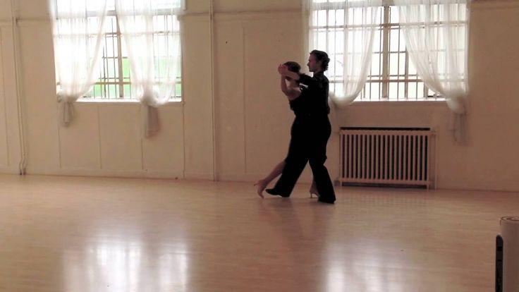 Intermadiate Tango Routine Inspiration 2 Dance London