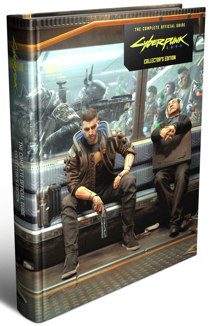 Cyberpunk 2077 Official Guide CE Kazuliski Cyberpunk