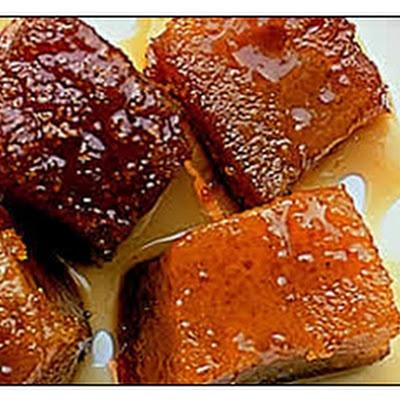 Panamanian Fruit Cake Recipe