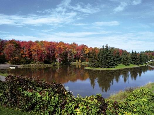 Centennial Park, Moncton, New Brunswick, Canada