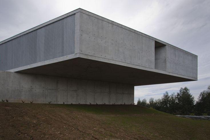 Unidade de Saúde de Argoncilhe, Portugal / Nuno Sampaio Arquitetos