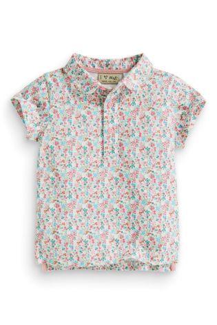Купить Рубашка поло (3 мес.-6 лет) - Покупайте прямо сейчас на сайте Next: Россия