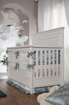 Silva Furniture Luca Convertible Crib