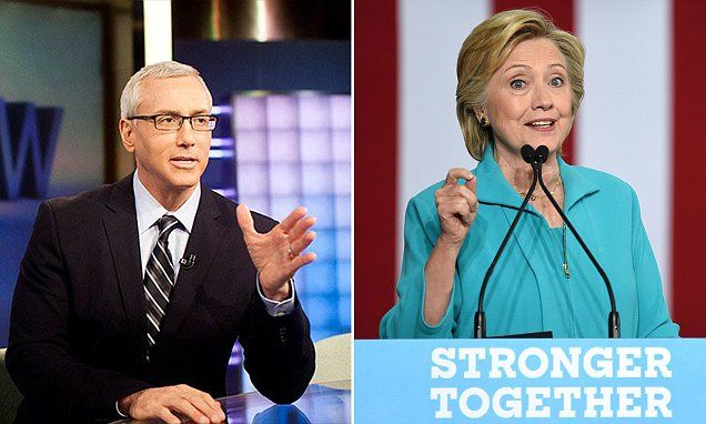 ANOTHER CLINTON CASUALTY...'Dr. Drew on Call' to end 5-year run on HLN next month