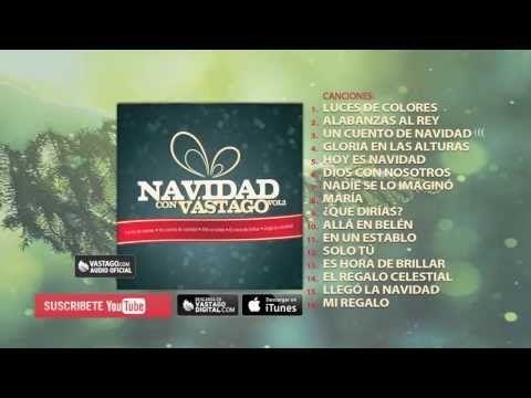 1 hora de música de Navidad con Vastago - «Audio Oficial» - YouTube