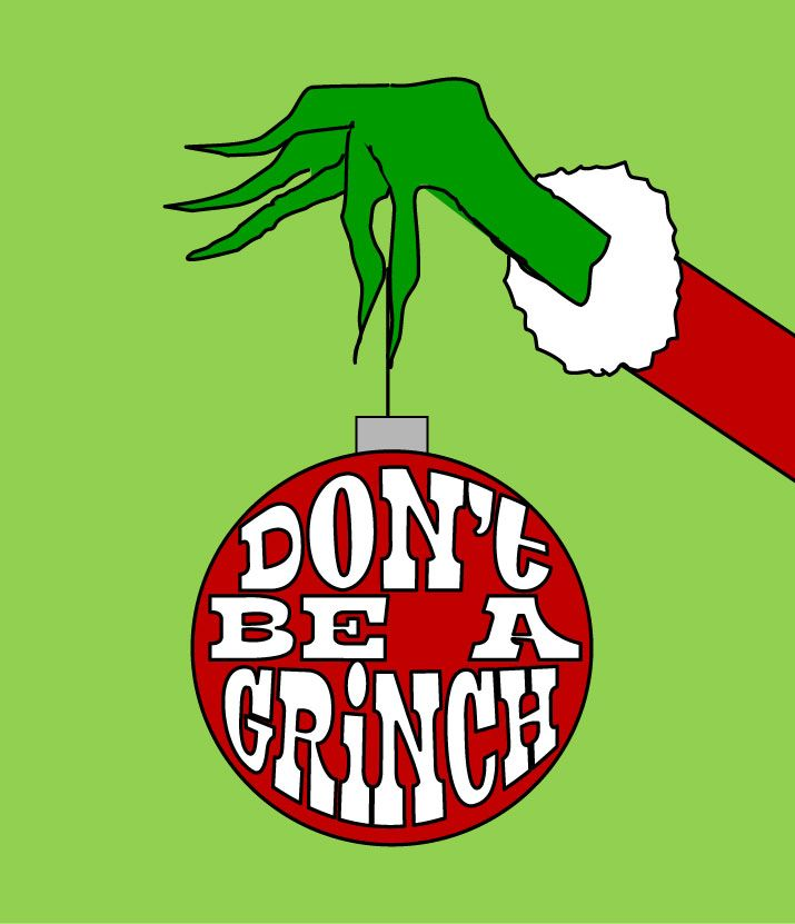 FREE download from Paper Crafts & Scrapbooking magazine. Don't Be a Grinch - one of my favorites!
