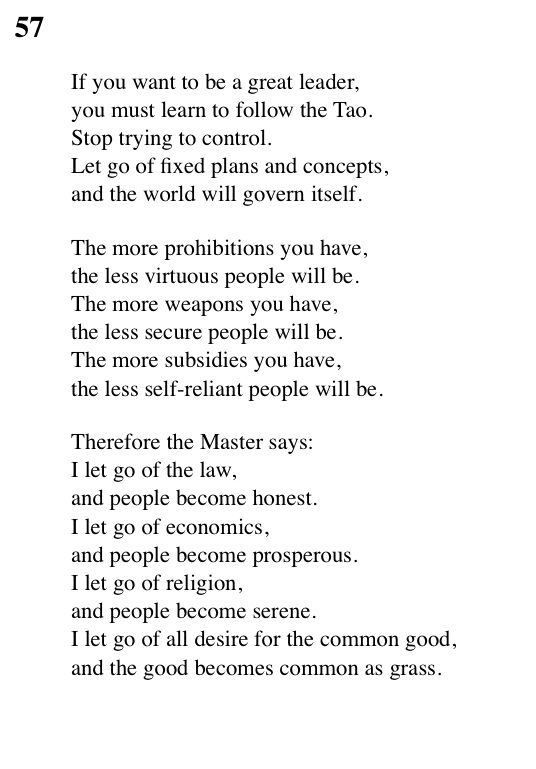tao te ching best translation pdf