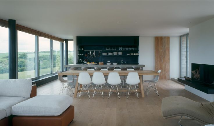 McLean Quinlan Architects | London | Winchester - Architecture in the Country - Padstow, Cornwall