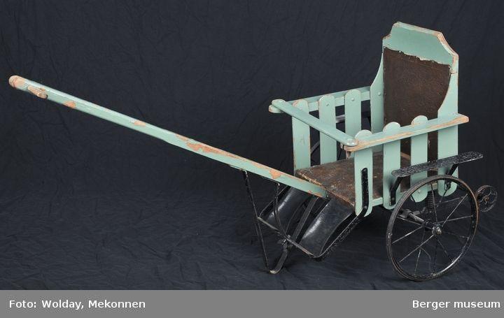 DigitaltMuseum - Vogn