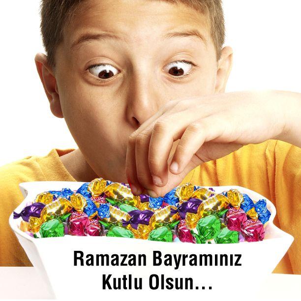 Şeker gibi bir tatil geçirmeniz dileğiyle, Ramazan Bayramınız kutlu olsun.