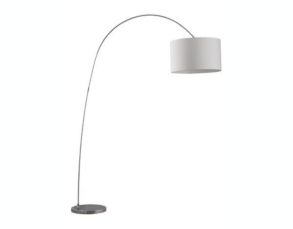 Vloerlamp Wiggly - wit | Housa