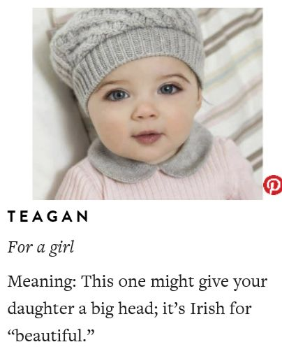 Irish Baby Names